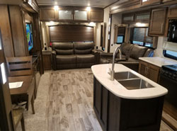 2018 RV Interior | Living the RV Lifestyle