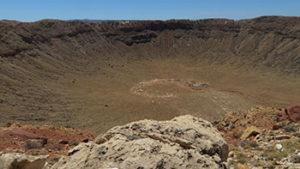 Meteor Crater Winslow