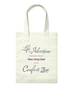 RV Lifestylers Comfort Zone Canvas Tote