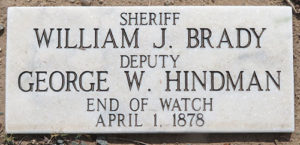 brday/hindman memorial stone